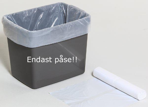 PLASTPÅSE F KÄLLSORTERINGSKÄRL 25L