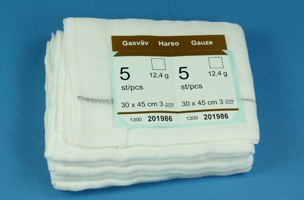 OPDUK GASV 30X45CM 3L 5-P
