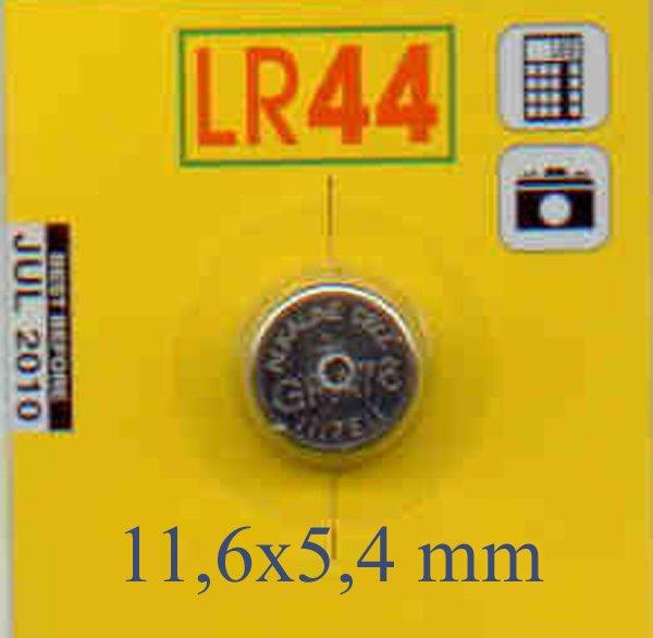 BATTERI 1,5V LR44