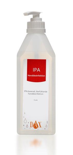 HANDDESINFEKTIONSMEDEL IPA 600ML