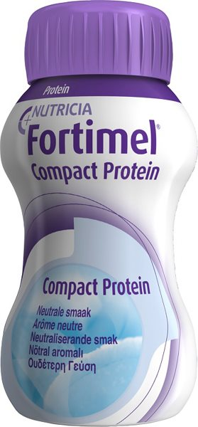 FORTIMEL COMPACT PROT NEUTRAL 125ML