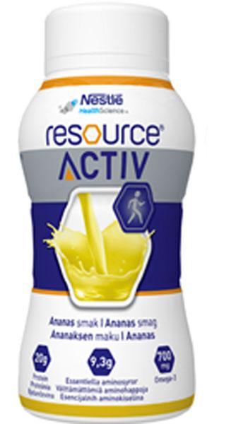 RESOURCE ACTIV ANANAS 200ML